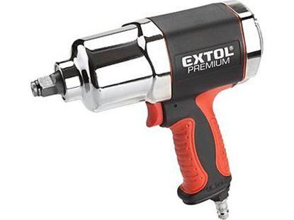 Obrázok pre výrobcu Extol WI 680 Skrutkovač príklepový pneumatický 8865014
