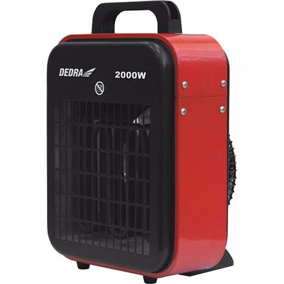 Obrázok pre výrobcu Elektrický ohrievač DEDRA DED9920B 2 000 W