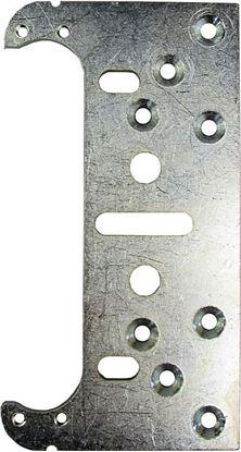 Obrázok pre výrobcu Montážny plech na oblôžkovú zárubňu KOBLENZ K2400