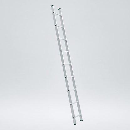 Obrázok pre výrobcu Rebrík EUROSTYL jednodielny (2 - 5 m)