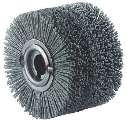 Obrázok pre výrobcu METABO Valcová kefa z umelej hmoty 100 x 70 mm 623505000