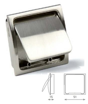 Obrázok pre výrobcu Úchytka UTARA TULIP