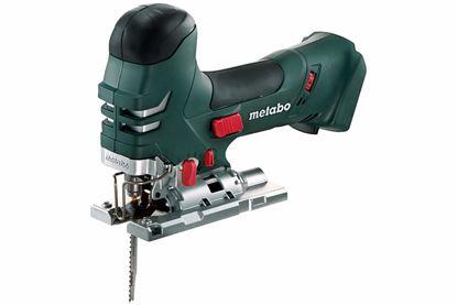 Obrázok pre výrobcu Metabo STA 18 LTX 140 Aku. priamočiara píla 60229889