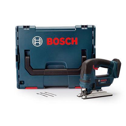 Obrázok pre výrobcu Bosch GST 18 V-LI B (bez aku) Aku. priamočiara píla 06015A6101
