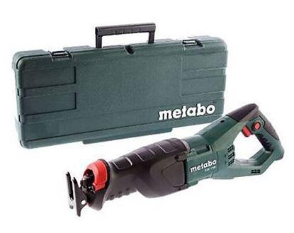 Obrázok pre výrobcu METABO SSE 1100 Elektrická píla chvostová 606177500