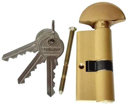 Obrázok pre výrobcu Cylindrická bezpečnostná vložka SISO