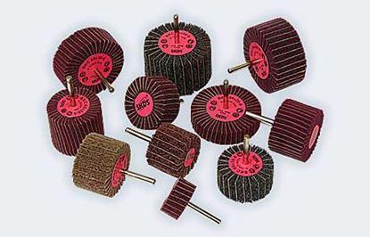 Obrázok pre výrobcu Lamelové kotúče stopkové - brusné rúno SIA BKC