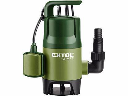 Obrázok pre výrobcu Extol Craft ponorné čerpadlo 400 W 414122
