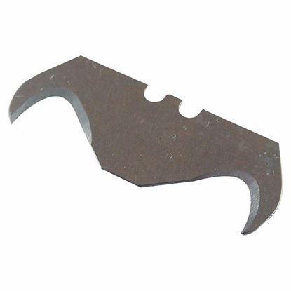 Obrázok pre výrobcu Extol Craft Brity (čepele) do univerzálneho noža zahnuté, 5ks, 9121