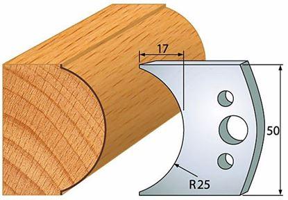 Obrázok pre výrobcu Profilový nôž 50 mm F026-546 / obmedzovač F027-546