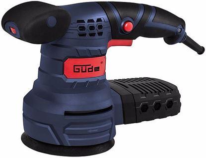 Obrázok pre výrobcu Güde EXS 125 E excentrická brúska 58130