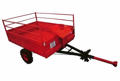 Obrázok pre výrobcu Güde PVT 400 Prívesný vozík TK-005