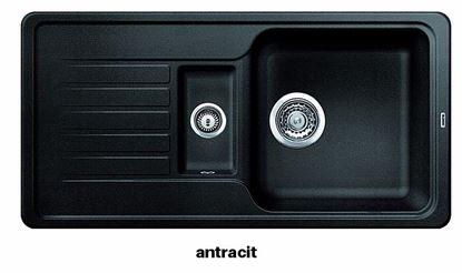 Obrázok pre výrobcu Blanco Favos 6 S granitový drez 860 x 435 mm
