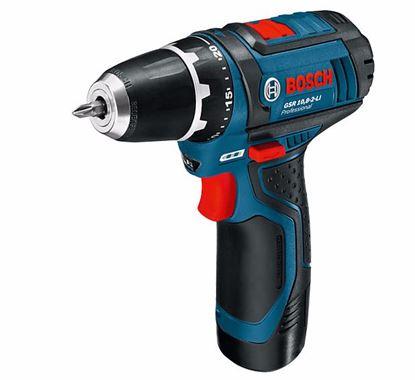 Obrázok pre výrobcu Bosch GSR 10,8-2-Li aku. vŕtací skrutkovač 0601868109