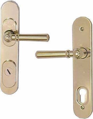Obrázok pre výrobcu Bezpečnostná kľučka K-786 ZLATÁ