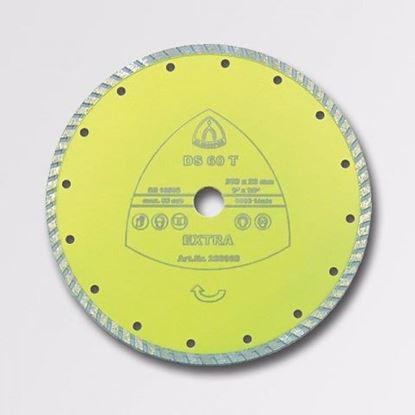 Obrázok pre výrobcu Diamantový kotúč Universal DS 60 T 230x22,2 KLINGSPOR