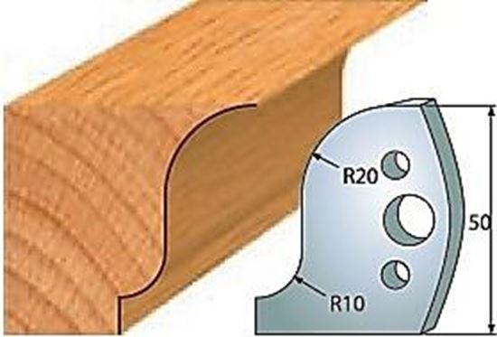 Obrázok Profilový nôž 50 mm F026-570 / obmedzovač F027-570
