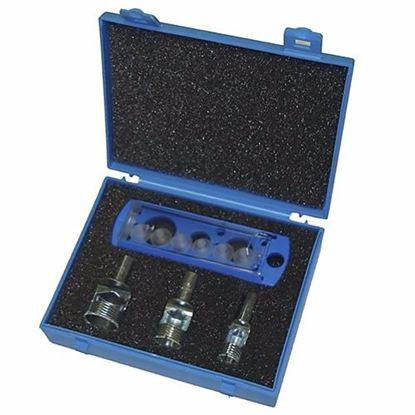 Obrázok pre výrobcu Makita Vrtáky diamantové sada 3 ks na kachličky 15/20/25mm, P-66983