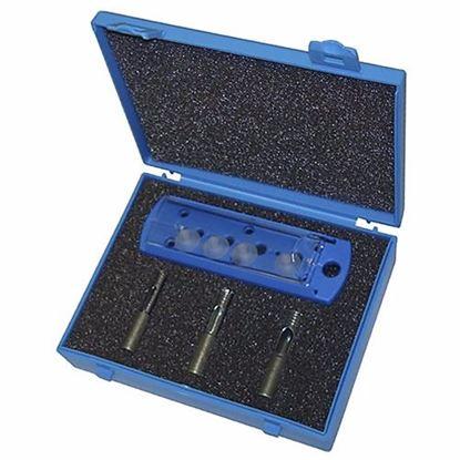 Obrázok pre výrobcu Makita Vrtáky diamantové sada 3 ks na kachličky 6/8/10mm, P-66628