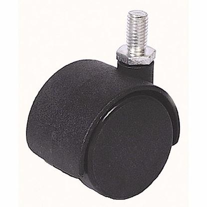 Obrázok pre výrobcu Nábytkové koliesko PP-050 TZ (M8x16)  N9911