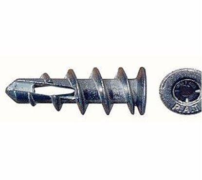 Obrázok pre výrobcu Kovová hmoždinka do sadrokartónu TURBO DRZN 15x29
