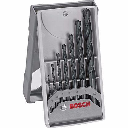 Obrázok pre výrobcu Bosch X-Pro sada vrtákov HSS-R 7 ks - 2607017036