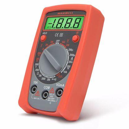 Obrázok pre výrobcu Globiz 25103 multimeter digitálny