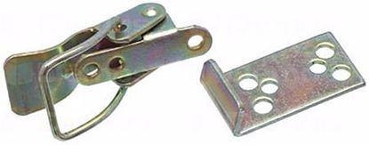 Obrázok pre výrobcu Pákový uzáver 2001/600 15670