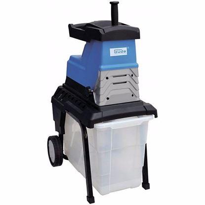 Obrázok pre výrobcu GÜDE GH 2800 Super Silent Drvič záhradného odpadu