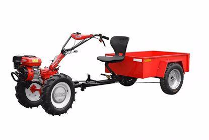 Obrázok pre výrobcu HECHT 7100 SET ŠTANDARD Kultivátor s príslušenstvom