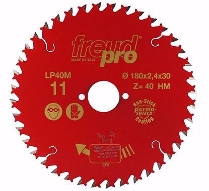 Obrázok pre výrobcu Pílový kotúč FREUD LP40M 011, 180 x 2,4 x 30 40z Výpredaj