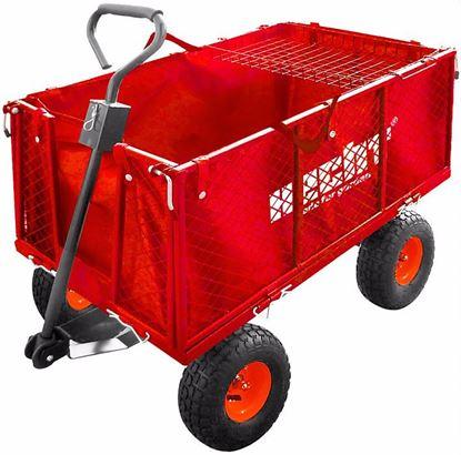 Obrázok pre výrobcu HECHT 52184 Zápražný vozík