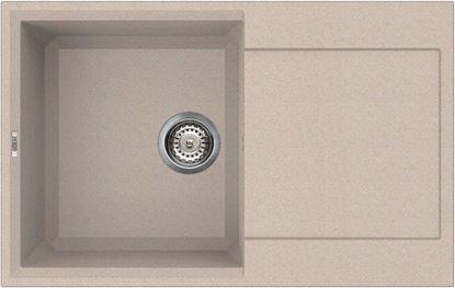 Obrázok pre výrobcu Granitový drez ELLECI EASY 300 AVENA 790 x 500 mm