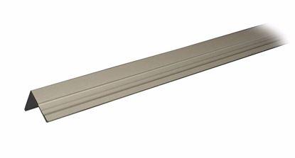 Obrázok pre výrobcu SEVROLL Profil L strieborný  18x18 mm, 3 m /02452/