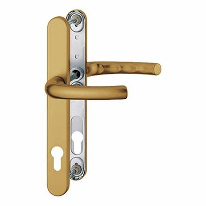 Obrázok pre výrobcu HOPPE Kľučka+kľučka euro TOKIO 30/92 bronz, biela