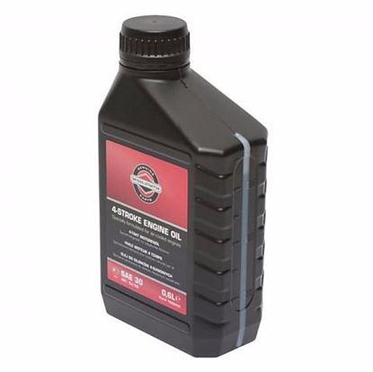 Obrázok pre výrobcu Briggs and Stratton olej 4T 0,6l BR100005E, 4-CYCLE 30W