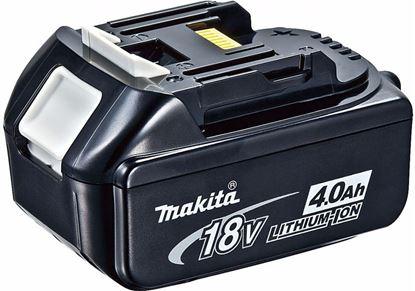 Obrázok pre výrobcu MAKITA BL1840 Akumulátor 18 V, 4,0 Ah 196397-4