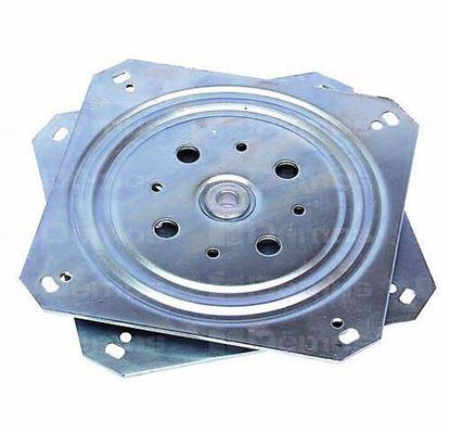 Obrázok pre výrobcu Otočný disk, nosnosť 150 kg, TV1022, 15661