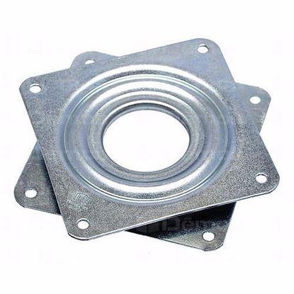 Obrázok pre výrobcu Otočný disk, nosnosť 80 kg, TV1020, 15660