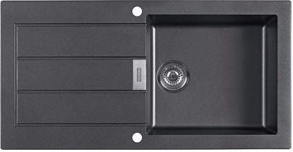 Obrázok pre výrobcu Franke Sirius SID 611 Kompozitový drez 1 000 x 510 mm