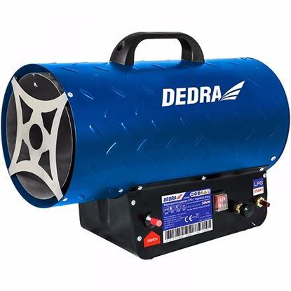 Obrázok pre výrobcu DEDRA DED9944 Plynový ohrievač 18-30 kW