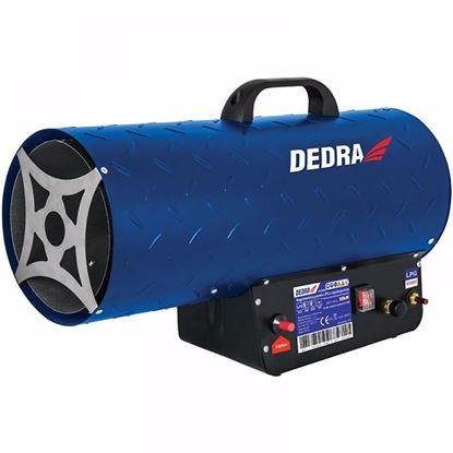 Obrázok pre výrobcu DEDRA DED9945 Plynový ohrievač 30-50 kW