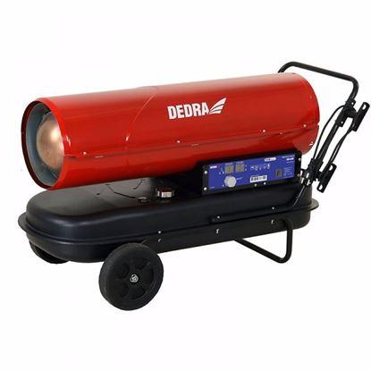 Obrázok pre výrobcu DEDRA DED9964T Olejový ohrievač 50 kW