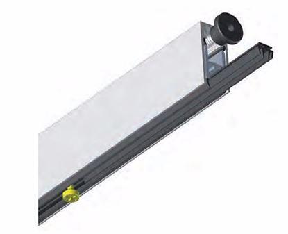 Obrázok pre výrobcu Prah samočinný Stribo 28 x 13 mm
