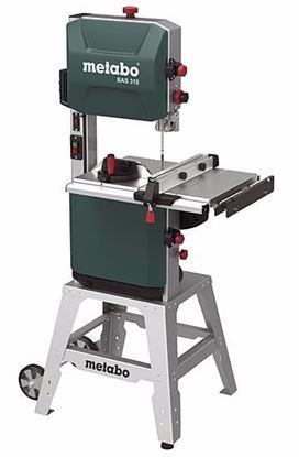 Obrázok pre výrobcu METABO BAS 318 Precision DNB 400V Pásová píla 619010000