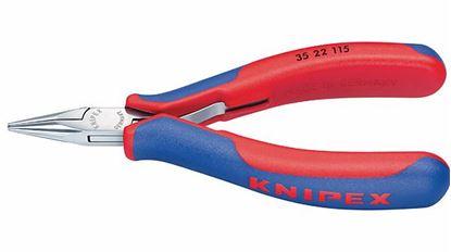 Obrázok pre výrobcu KNIPEX Úchopové kliešte pre elektroniku 3522115