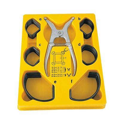 Obrázok pre výrobcu Kompletná sada upínacích spôn na spájanie rohov 101190477