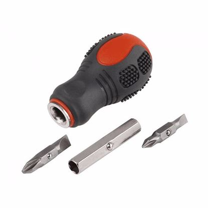 Obrázok pre výrobcu Extol Premium skrutkovač 4v1, PH1, PH2, - 4, 5.5mm, CrV, 8819106