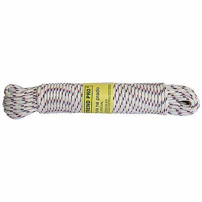 Obrázok pre výrobcu Šnúra Cloth-Line 20 m/4 mm, PP, Špeciál 217636