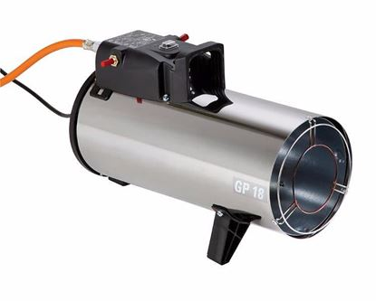Obrázok pre výrobcu MEVA GP18MC Plynový ohrievač 11-18 kW TP13001